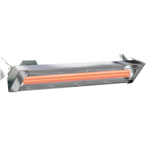 "33"" Dual Element 3500w Flush Mounted Infrared Electric Heater"