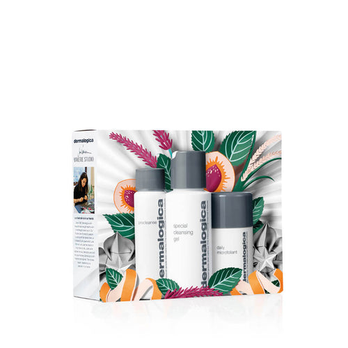Dermalogica Cleanse and Glow on the Go Gift Set RRP £29