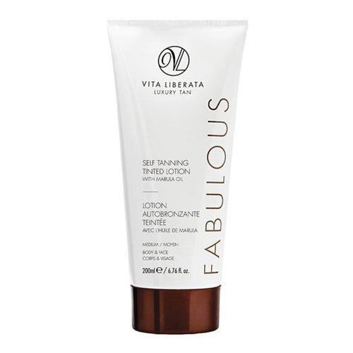 Fabulous Self Tanning Tinted Lotion
