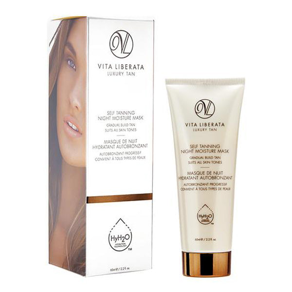 Self Tanning Night Moisture Masque