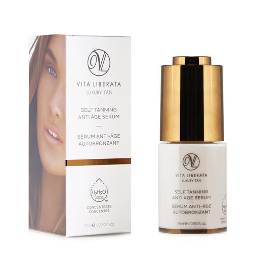 Self Tanning Anti Age Serum