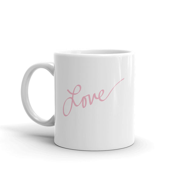 Simply Love Mug | White | 11oz & 15oz