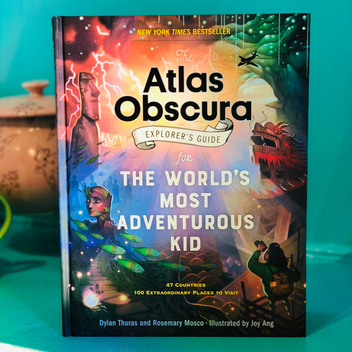 Atlas Obscura Kid's Book