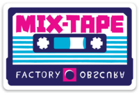 MIX-TAPE Cassette Magnet