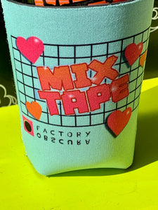 Retro MIX-TAPE Koozie
