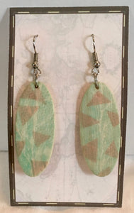 Factory Obscura Artist: Emma Difani Handmade Earrings