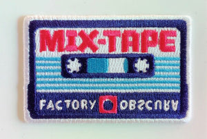 MIX-TAPE Cassette Patch