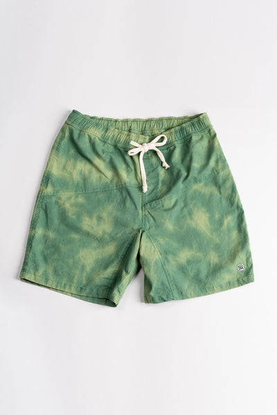 The Kozm Yoga Short - Kozmic Green