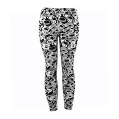 Digital prints Leggings