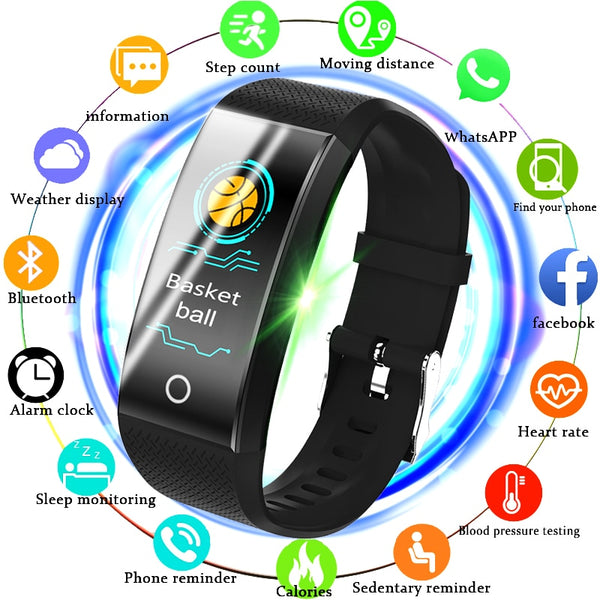 BANGWEI Fitness Smart Watch
