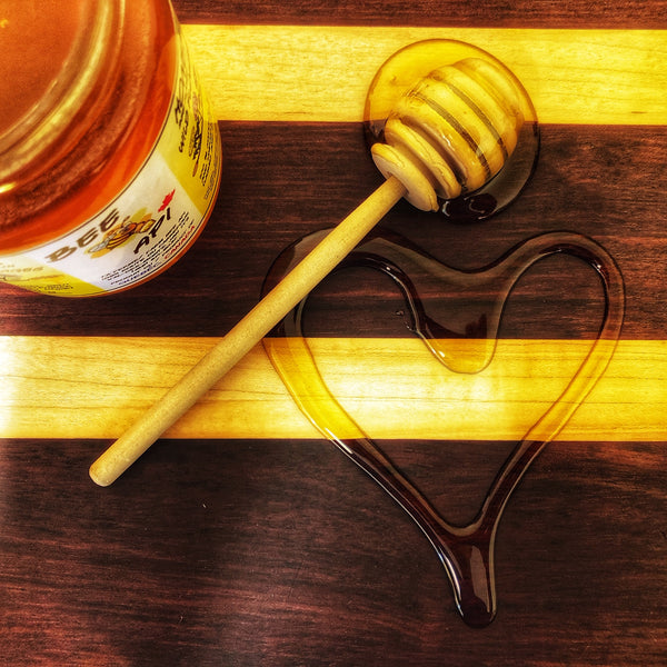 "Honey & health; ""Let food be thy medicine and medicine be thy food. """