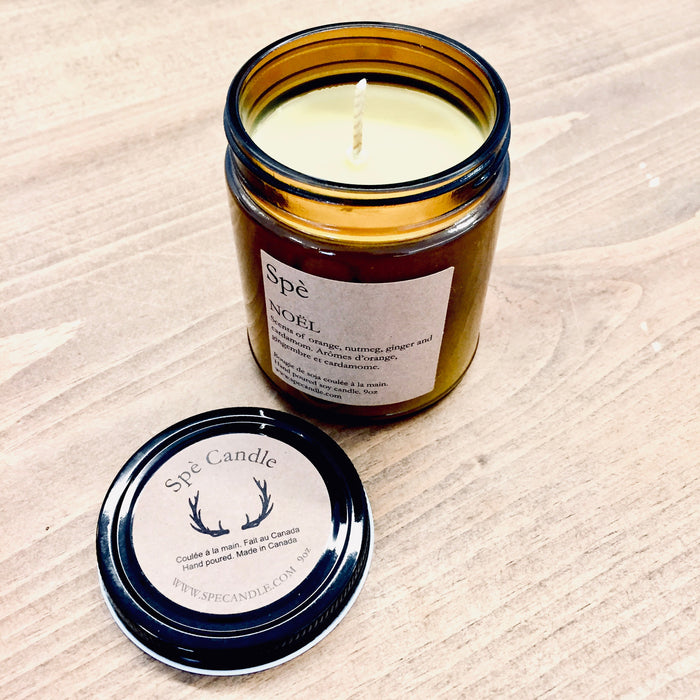 Spe Soy Wax Candle Noel