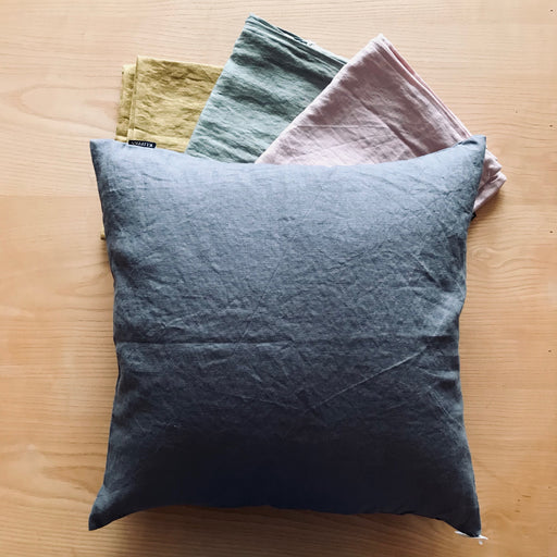 Klippan Linen Cushion Cover (Grey)