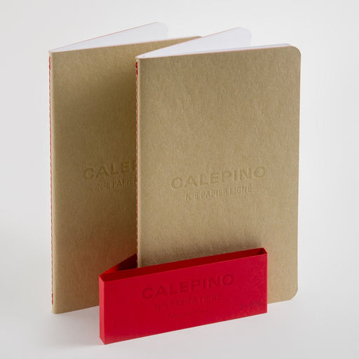Calepino Notebook N°5 Lined Paper