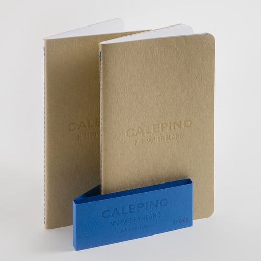 Calepino Notebook N°7 Plain Paper