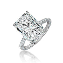 Load image into Gallery viewer, Emerald Cut Ring of Serenity™ - Meyala