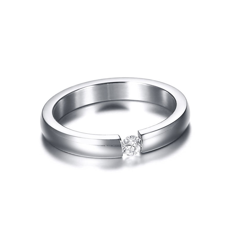 Flawless 316L Ring of Elegance™ - Meyala