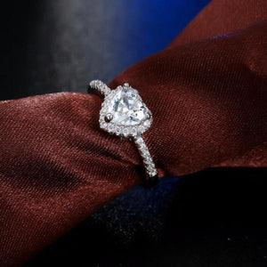 Sacred Heart Diamond Ring™ - Meyala