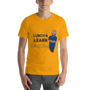 Lunch and Learn with Dr. Berry Podcast T-Shirt