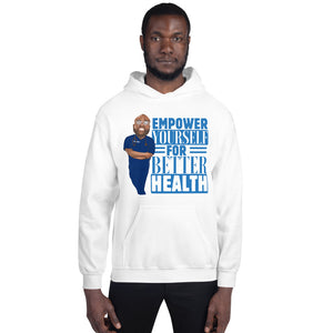 Empower Yourself For Better Health™ Hooded Sweatshirt