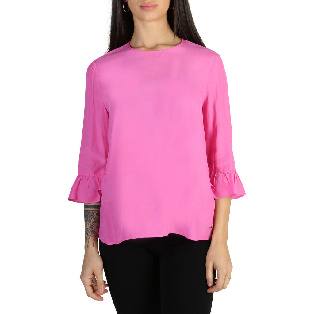 Tommy Hilfiger - WW0WW17824 - Women's Pink Shirt