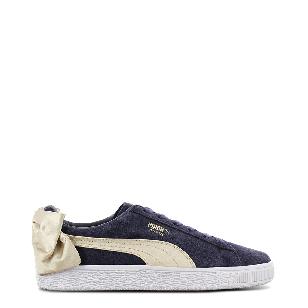 Puma - 367732-SuedeBowVaristy - Women's Sneakers
