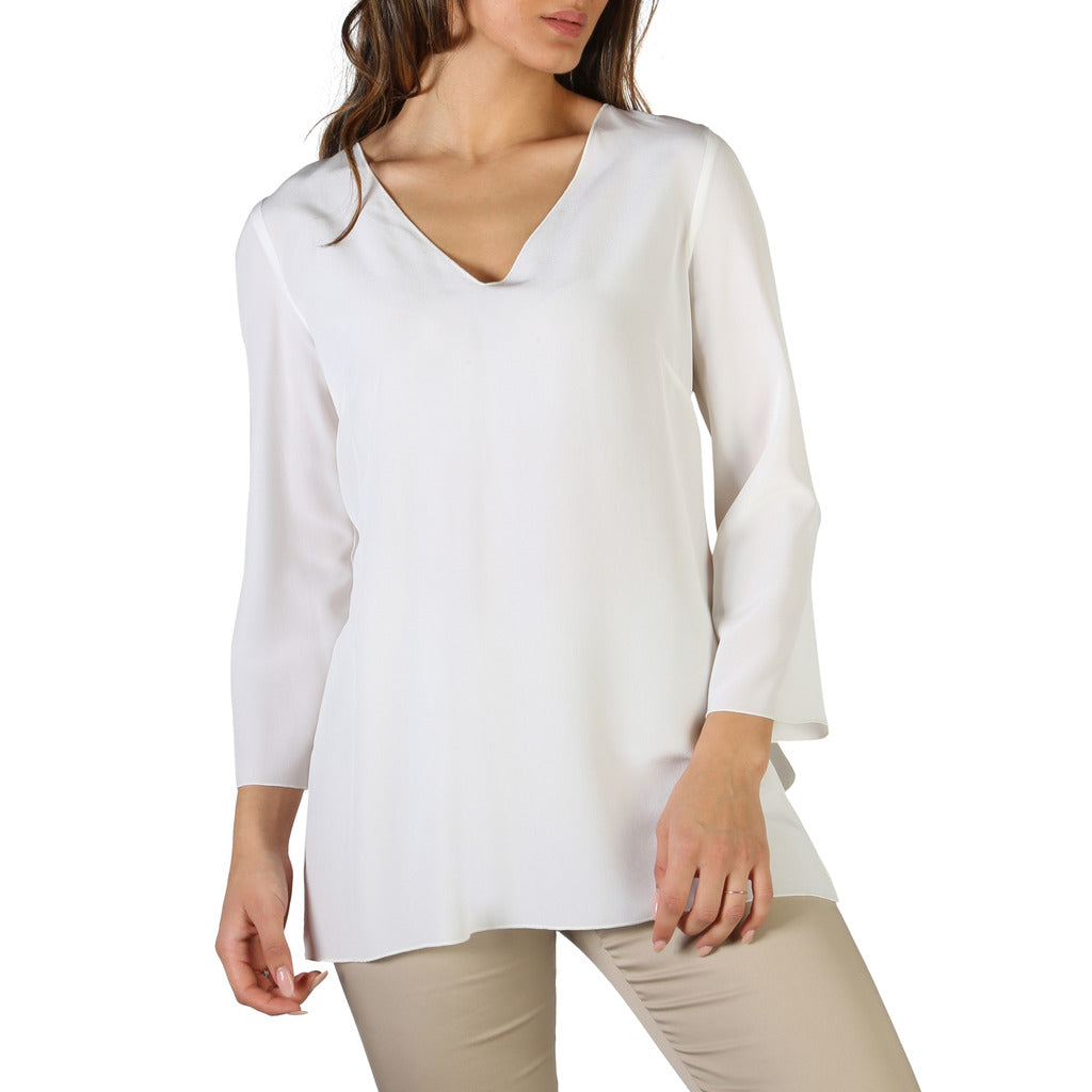 Fontana 2.0 - KATIA - Women's Silk Shirt