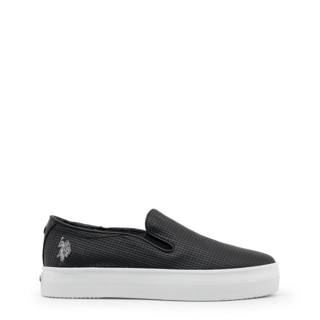 U.S. Polo - TRIXY4155S7_YL3 - Women's Slip-on Sneakers