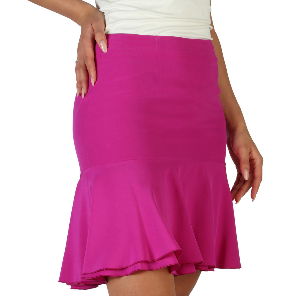 Fontana 2.0 - IRIDE - Women's Silk Skirt