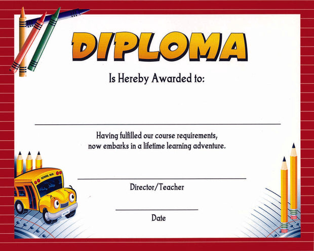 5928 Graduation Diploma - Thomas Creative Apparel