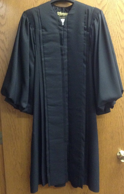 4400 Judicial Robe - Thomas Creative Apparel