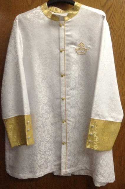 C2231J RAC Clergy Jacket - Thomas Creative Apparel