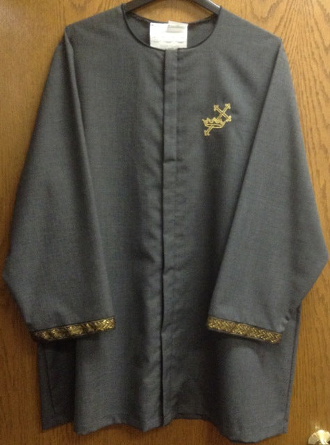 C2231J Clergy Jacket - Thomas Creative Apparel