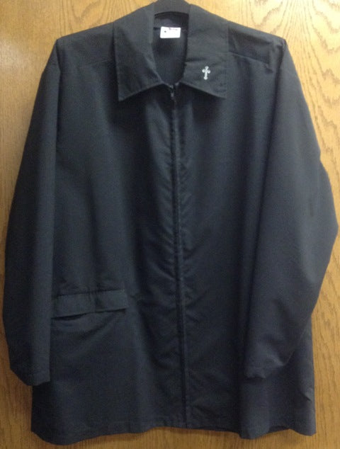 Clergy Windbreaker - Thomas Creative Apparel