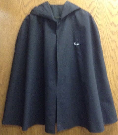 2225H Nurses Cape - Thomas Creative Apparel