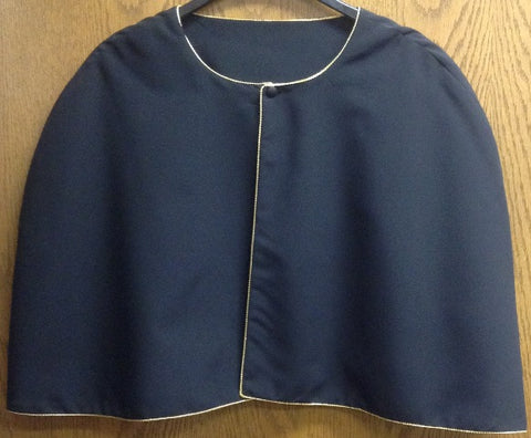 4471 Short Clergy Cape - Thomas Creative Apparel