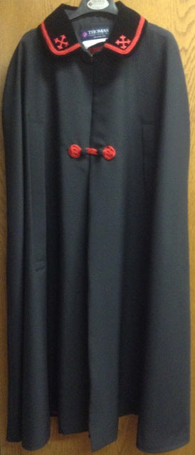 4473 Clergy Cape - Thomas Creative Apparel