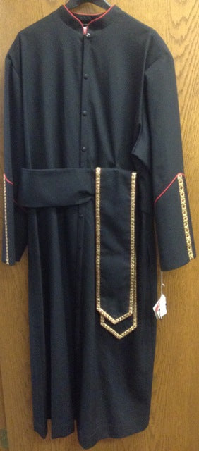 Cassock and Cincture Set - Thomas Creative Apparel