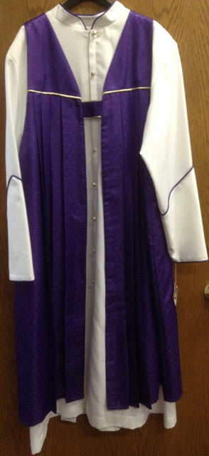 Cassock and Chimere Set - Thomas Creative Apparel