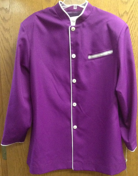 Clergy Jacket - Thomas Creative Apparel