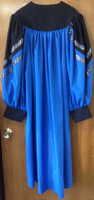7763T Choir Robe