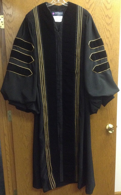 4434 Clergy Robe - Thomas Creative Apparel