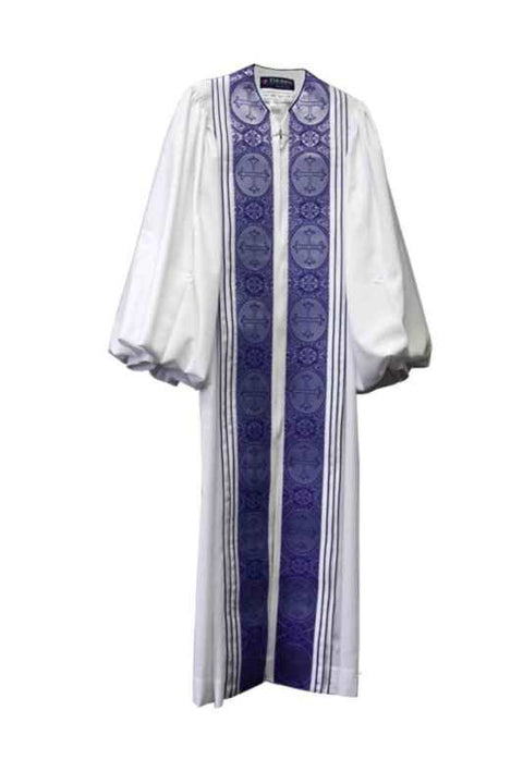 4436 SPL Clergy Robe - Thomas Creative Apparel