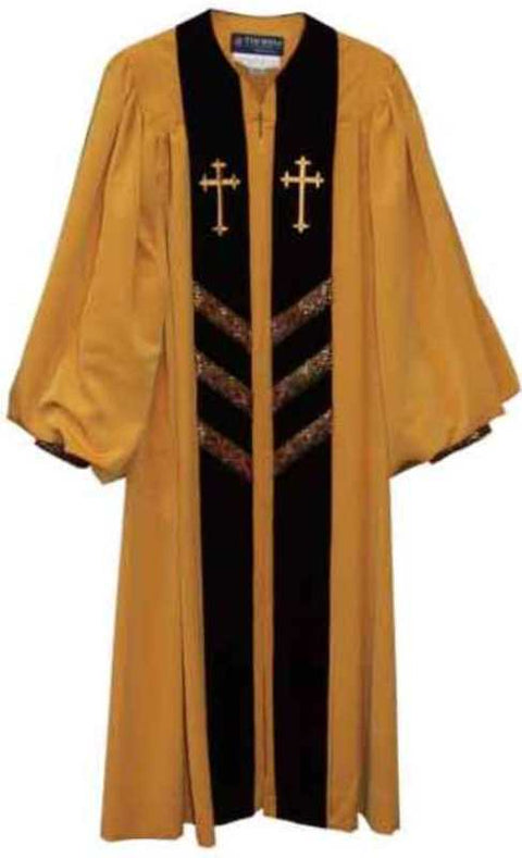 4433T Clergy Robe - Thomas Creative Apparel