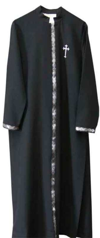 2231 RAC Cassock (53 D) - Thomas Creative Apparel
