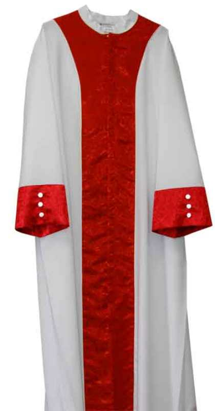 2231 SPL Cassock (52 E) - Thomas Creative Apparel