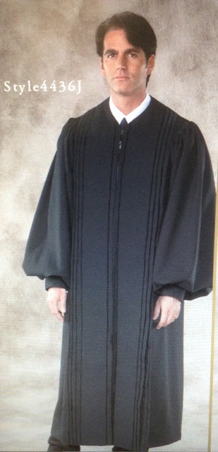 4436J Cambridge Judicial Robe - Thomas Creative Apparel