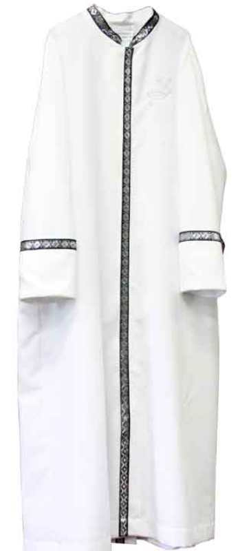 4707 RAC CASSOCK (48 D) - Thomas Creative Apparel