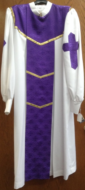 Clergy Robe - Thomas Creative Apparel
