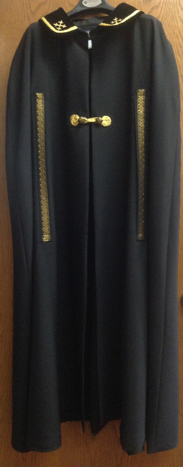 4473T Clergy Cape